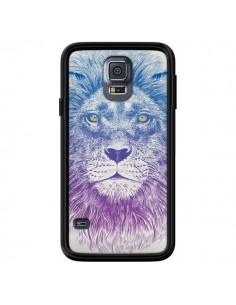Coque Lion pour Samsung Galaxy S5 - Rachel Caldwell