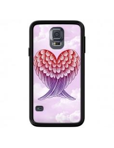 Coque Ailes d'ange Amour pour Samsung Galaxy S5 - Rachel Caldwell