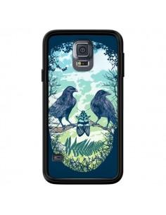 Coque Tête de Mort Nature pour Samsung Galaxy S5 - Rachel Caldwell
