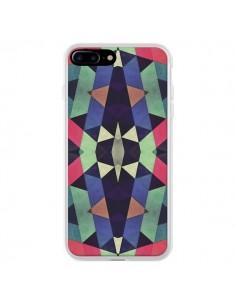 Coque Azteque Cristals pour iPhone 7 Plus et 8 Plus - Maximilian San