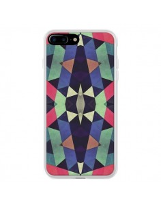 Coque Azteque Cristals pour iPhone 7 Plus - Maximilian San
