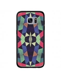 Coque Azteque Cristals pour Samsung Galaxy S7 - Maximilian San