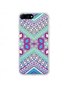 Coque Azteque Lake pour iPhone 7 Plus - Maximilian San