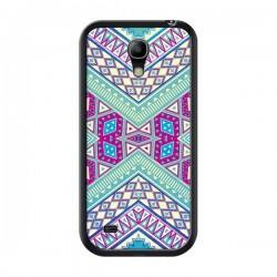 Coque Azteque Lake pour Samsung Galaxy S4 Mini - Maximilian San