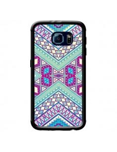 Coque Azteque Lake pour Samsung Galaxy S6 - Maximilian San
