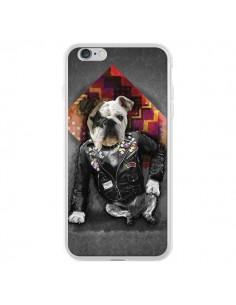 Coque Chien Bad Dog pour iPhone 6 Plus et 6S Plus - Maximilian San