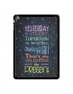 Coque Today is a gift Cadeau pour iPad Air - Maximilian San
