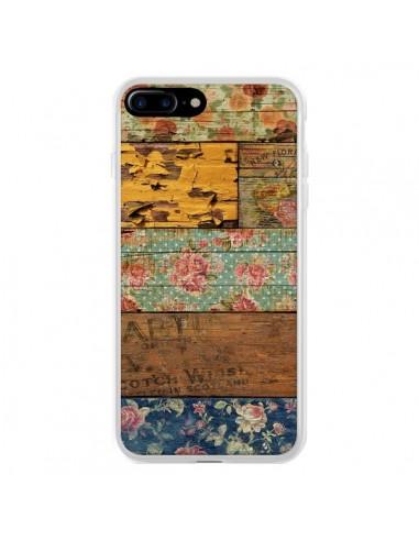 Coque iPhone 7 Plus et 8 Plus Barocco...