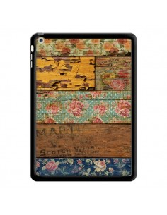 Coque Barocco Style Bois pour iPad Air - Maximilian San