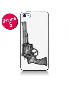 Coque Revolver Designer pour iPhone 5 - Jenny Liz Rome