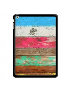 Coque Eco Fashion Bois pour iPad Air - Maximilian San