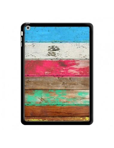 Coque Eco Fashion Bois pour iPad Air...