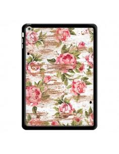 Coque Eco Love Pattern Bois Fleur pour iPad Air - Maximilian San