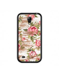Coque Eco Love Pattern Bois Fleur pour Samsung Galaxy S4 Mini - Maximilian San
