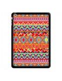 Coque India Style Pattern Bois Azteque pour iPad Air - Maximilian San
