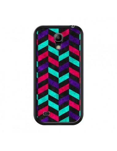 Coque Azteque Geometric Mundo pour Samsung Galaxy S4 Mini - Maximilian San