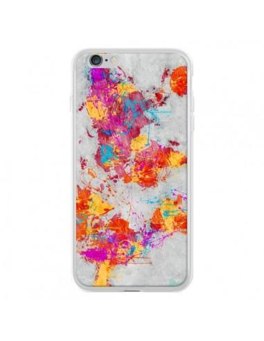 Coque iPhone 6 Plus et 6S Plus Terre...