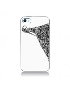 Coque Peacock Paon Robe Femme pour iPhone 4 et 4S - Jenny Liz Rome