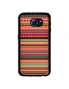 Coque Azteque Bulgarian Rhapsody pour Samsung Galaxy S6 - Maximilian San