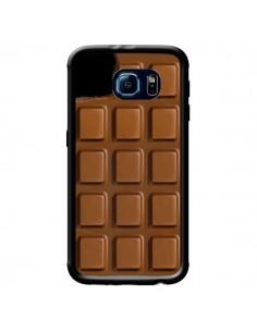 Coque Chocolat pour Samsung Galaxy S6 - Maximilian San