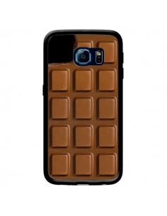 Coque Chocolat pour Samsung Galaxy S6 Edge - Maximilian San