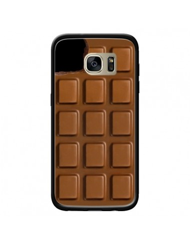 Coque Chocolat pour Samsung Galaxy S7...