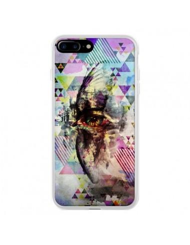Coque iPhone 7 Plus et 8 Plus Oeil...