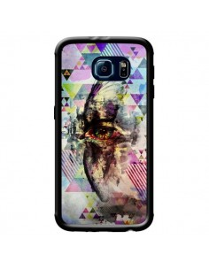 Coque Oeil Triangle Oiseau Cry Bird pour Samsung Galaxy S6 - Maximilian San