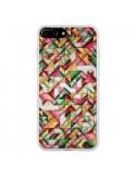 Coque iPhone 7 Plus et 8 Plus Azteque Triangle Geometric World - Maximilian San