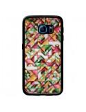 Coque Azteque Triangle Geometric World pour Samsung Galaxy S6 Edge - Maximilian San