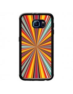 Coque Horizon Bandes Multicolores pour Samsung Galaxy S6 - Maximilian San
