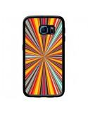 Coque Horizon Bandes Multicolores pour Samsung Galaxy S6 Edge - Maximilian San