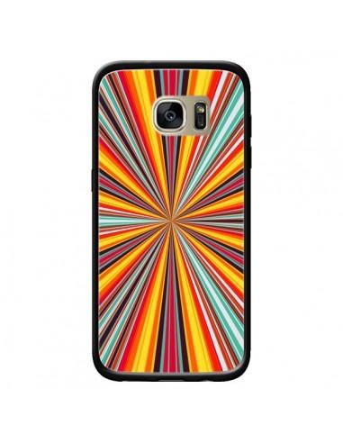 Coque Horizon Bandes Multicolores...