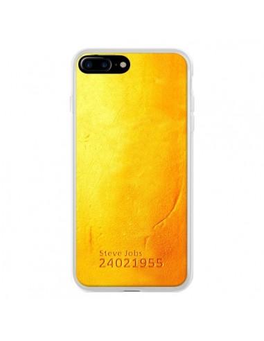Coque iPhone 7 Plus et 8 Plus Steve Jobs - Maximilian San