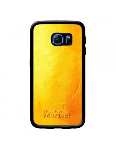 Coque Steve Jobs pour Samsung Galaxy S6 Edge - Maximilian San