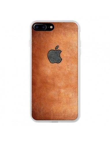 Coque Style Cuir pour iPhone 7 Plus et 8 Plus - Maximilian San