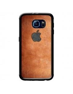 Coque Style Cuir pour Samsung Galaxy S6 - Maximilian San