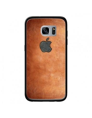 Coque Style Cuir pour Samsung Galaxy...