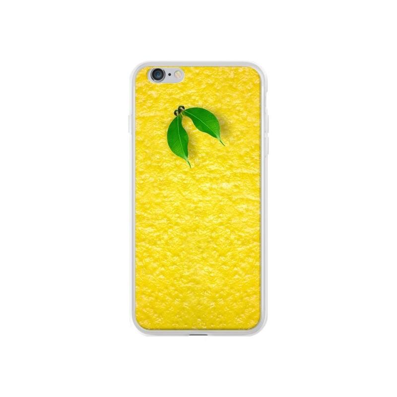 Coque iPhone 6 Plus et 6S Plus Citron...