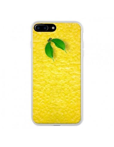 Coque iPhone 7 Plus et 8 Plus Citron...