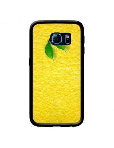 Coque Citron Lemon pour Samsung Galaxy S6 Edge - Maximilian San