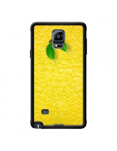 Coque Citron Lemon pour Samsung Galaxy Note 4 - Maximilian San