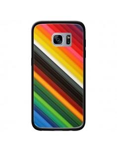 Coque Arc en Ciel Rainbow pour Samsung Galaxy S7 - Maximilian San