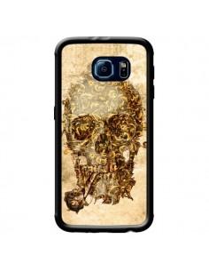 Coque Lord Skull Seigneur Tête de Mort Crane pour Samsung Galaxy S6 - Maximilian San
