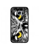 Coque The Sudden Awakening of Nature Chouette pour Samsung Galaxy S7 - Maximilian San