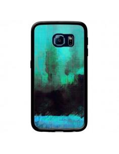 Coque Paysage Lysergic Horizon pour Samsung Galaxy S6 Edge - Maximilian San