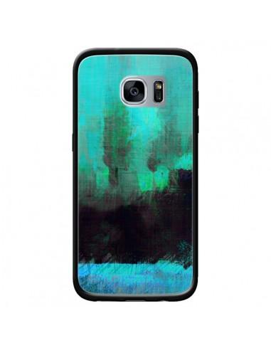 Coque Paysage Lysergic Horizon pour Samsung Galaxy S7 - Maximilian San