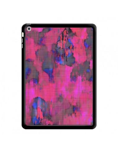 Coque Fleurs Rose Lysergic Pink pour iPad Air - Maximilian San