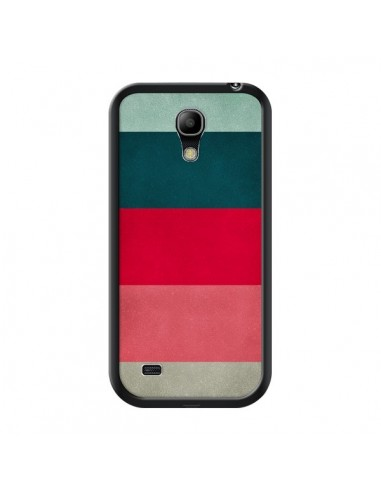 Coque Bandes New York City Hues pour Samsung Galaxy S4 Mini - Maximilian San