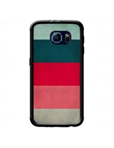 Coque Bandes New York City Hues pour Samsung Galaxy S6 - Maximilian San